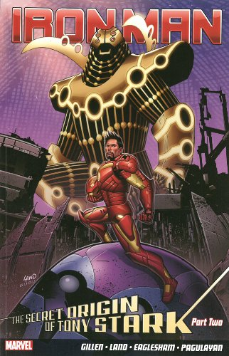 Iron Man Vol.3: The Secret Origin Of Tony Stark