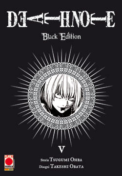Death Note. Black edition vol. 5