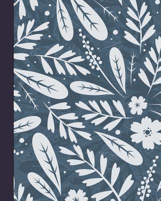 Blue Leaves BuJo