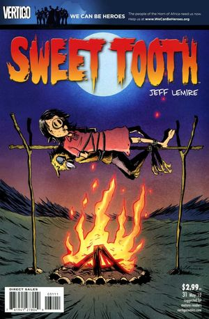 Sweet Tooth Vol.1 #31