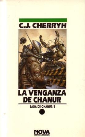 La vengaza de Chanur