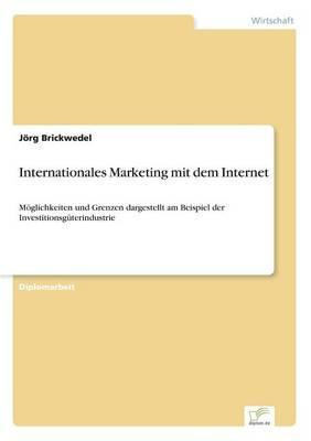 Internationales Marketing mit dem Internet
