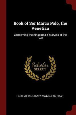 Book of Ser Marco Po...