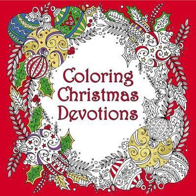 Coloring Christmas Devotions
