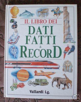 Il libro dei dati fatti & record