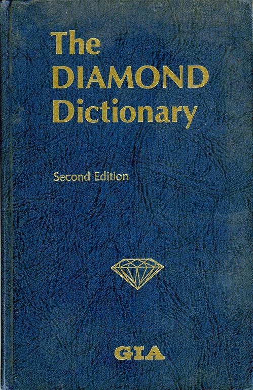 The Diamond Dictionary