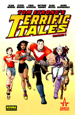 Tom Strong´s Nº 01: Terrific Tales