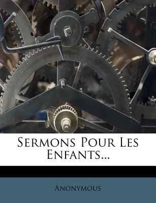 Sermons Pour Les Enfants.