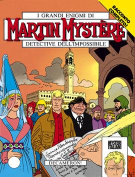 Martin Mystère n. 148