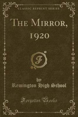 The Mirror, 1920 (Classic Reprint)