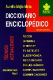 Diccionario enciclopédico técnico actualizado