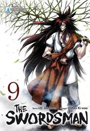 The swordsman vol. 9