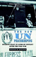 The New UN Peacekeeping