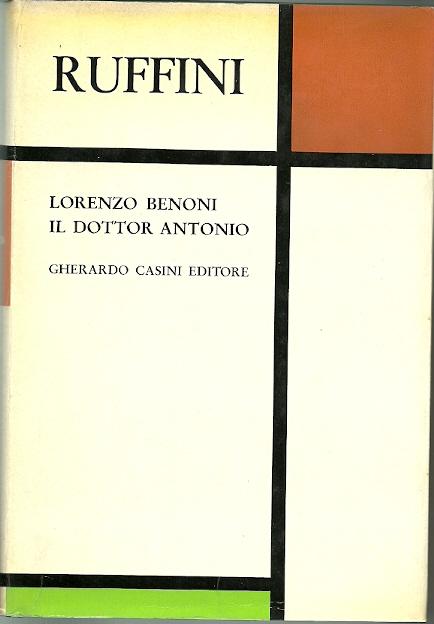 Lorenzo Benoni, ovve...