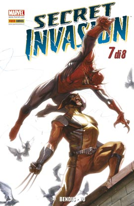 Secret Invasion n. 7 (di 8)