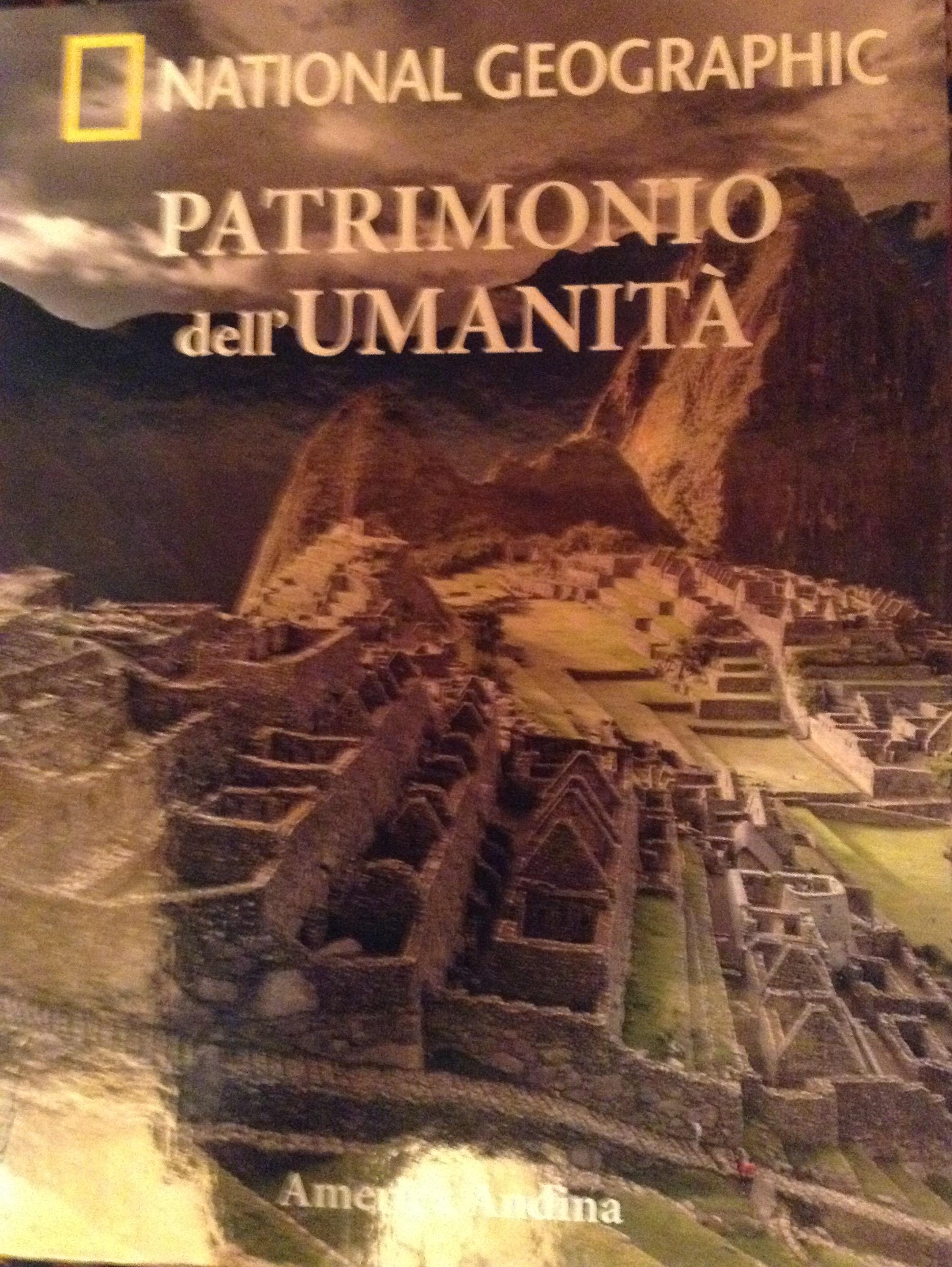 Patrimonio dell'Umanità n. 1