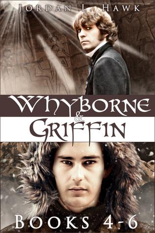 Whyborne and Griffin, Books 4-6