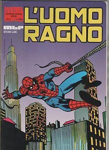 L'Uomo Ragno Graphic Novel Strips n. 11