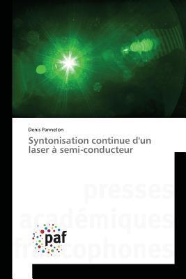 Syntonisation Continue Dun Laser a Semi-Conducteur