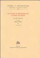 Le lettere di Benedetto XIV al card. De Tencin. Dai testi originali. Vol. 3: 1753-1758.