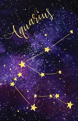 Bullet Journal Zodiac Sign Aquarius Constellation