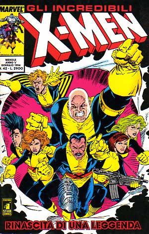 Gli Incredibili X-Men n. 042