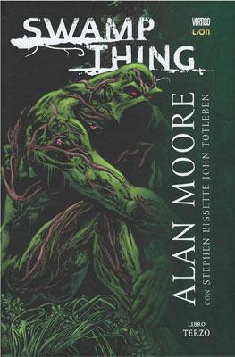 Swamp Thing di Alan Moore vol. 3