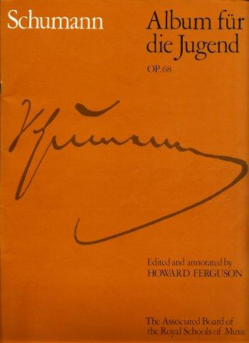 Schumann, R Album Fur Die Jugend Op68 Pf