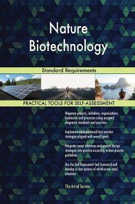 Nature Biotechnology Standard Requirements
