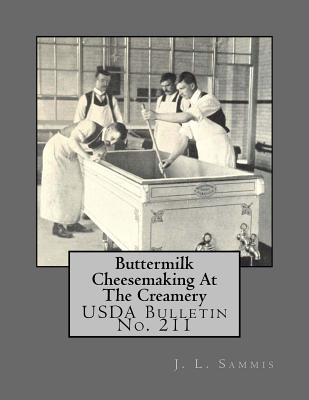 Buttermilk Cheesemaking at the Creamery