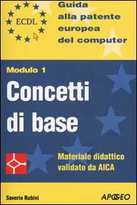 ECDL - Modulo 1 - Co...