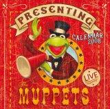 "2008 the ""Muppets"" Grid Calendar"