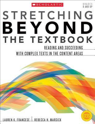 Stretching Beyond the Textbook