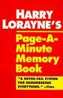 Page a Minute Memory Book