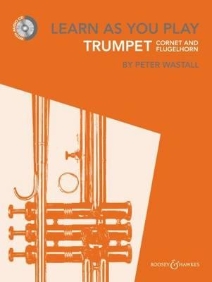 Learn As You Play Trumpet Trompette +CD