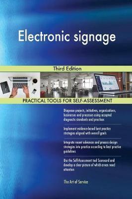 Electronic Signage Third Edition