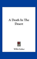 A Death in the Deser...