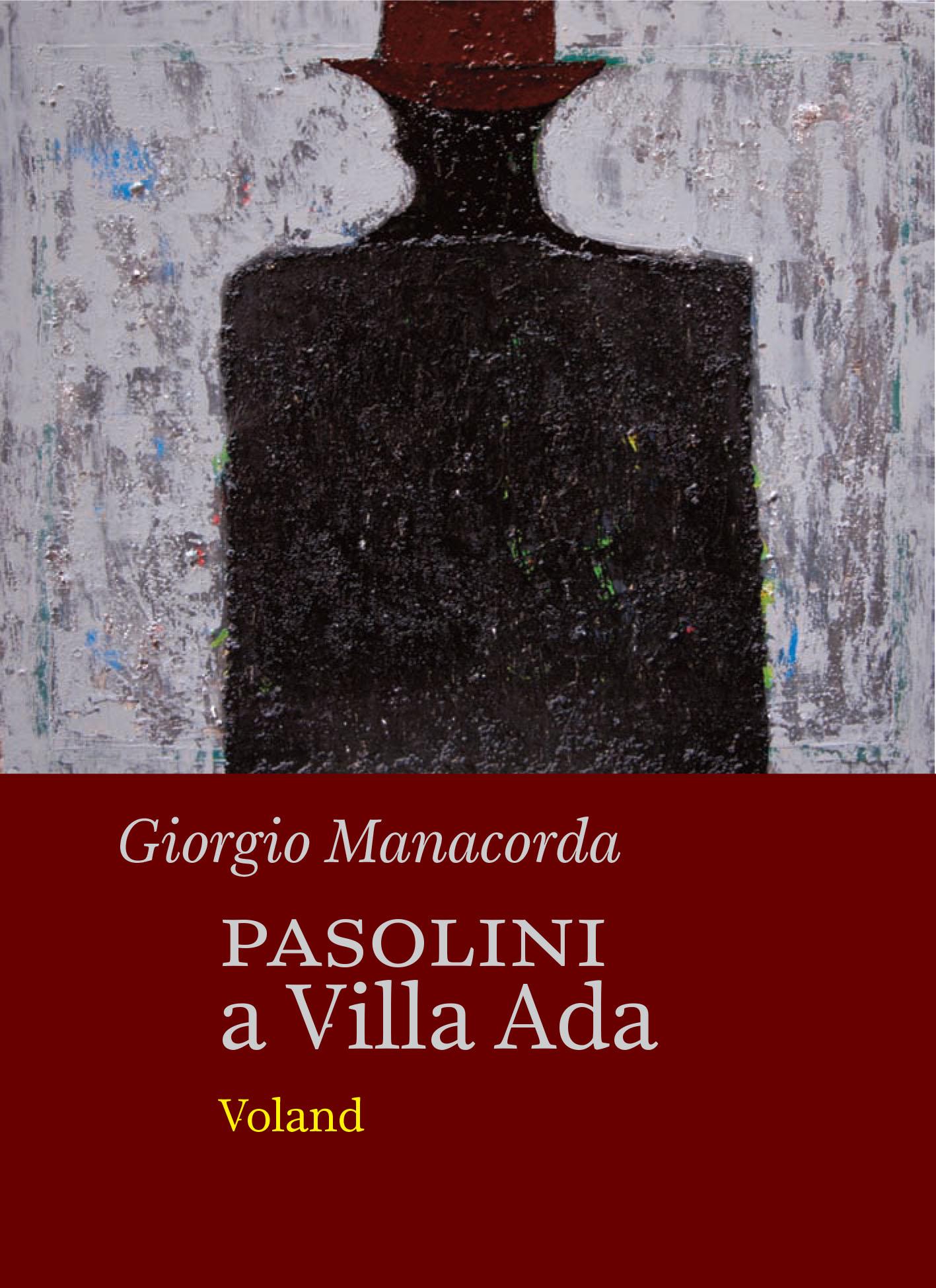 Pasolini a Villa Ada