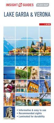 Insight Flexi Map Lake Garda & Verona
