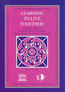 Learning to Live Together