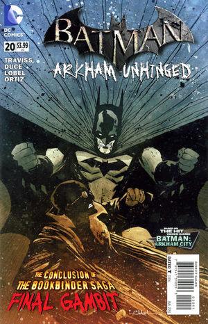 Batman: Arkham Unhinged Vol.1 #20