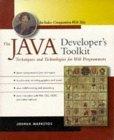 The Java Developer's Toolkit