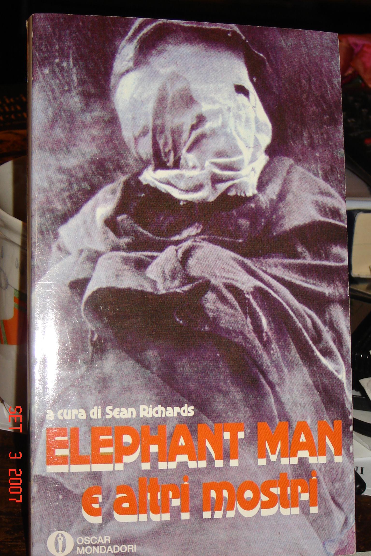 Elephant man e altri mostri