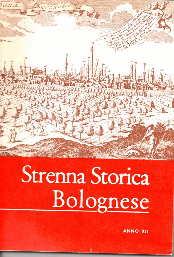 Strenna Storica Bolognese, Anno XII (1962)