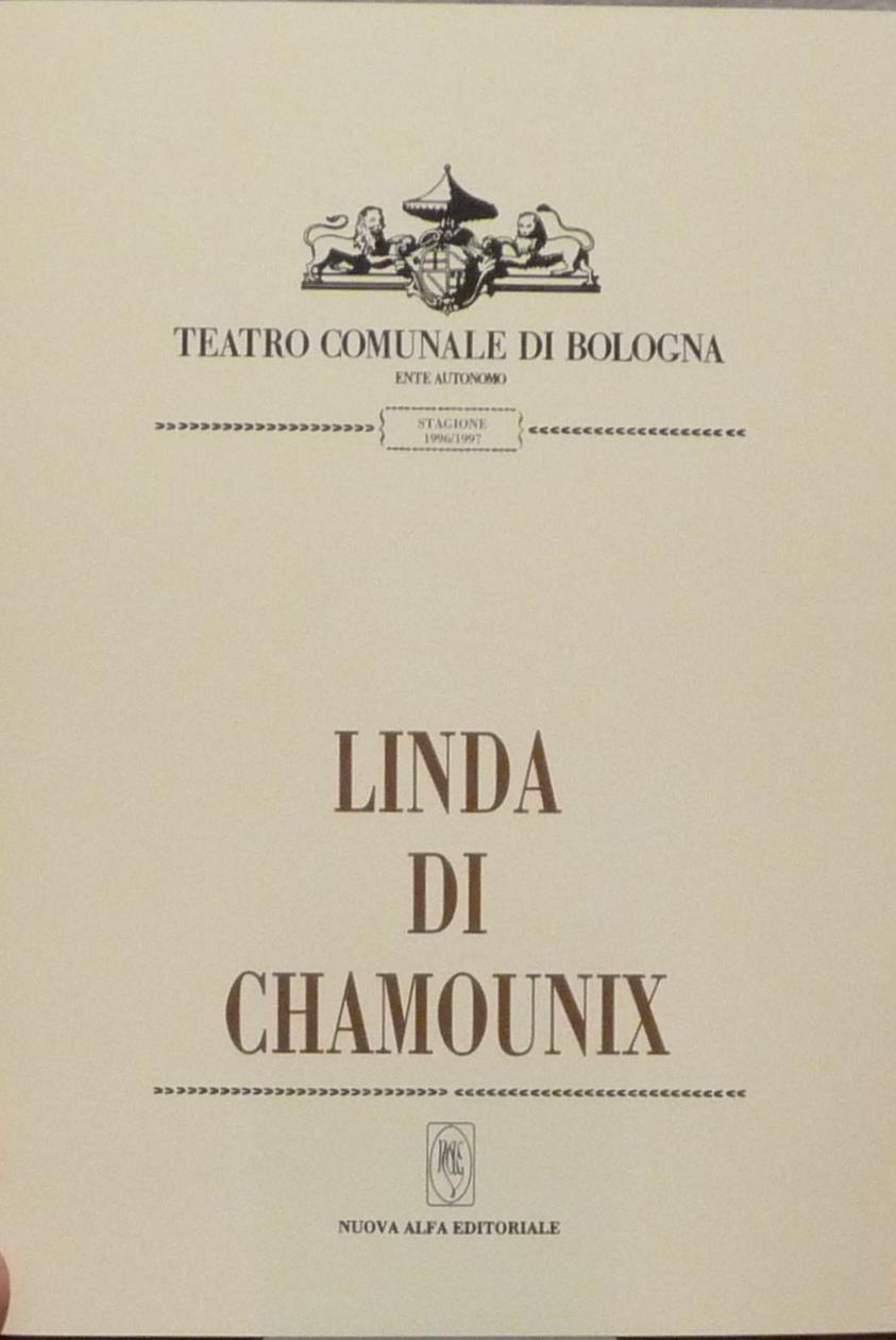 Linda di Chamounix -...