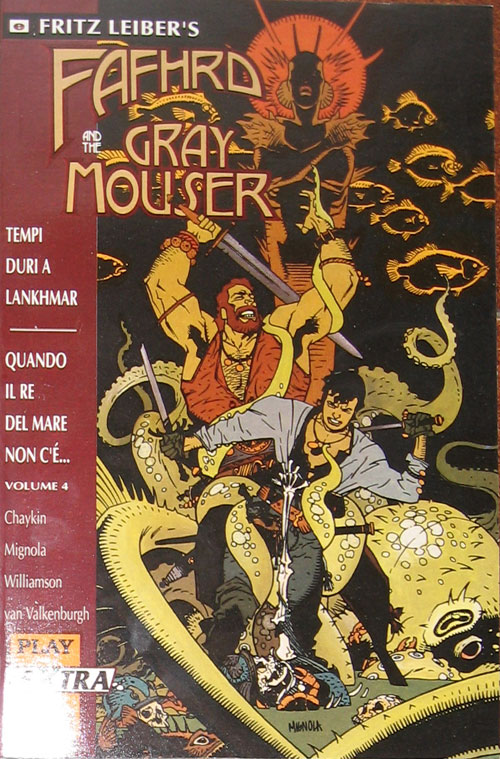 Fafhrd and the Gray Mouser - Vol. 4