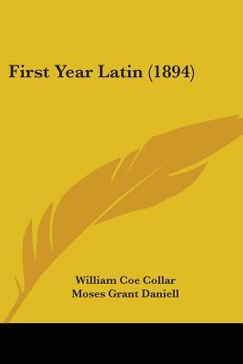 First Year Latin (18...