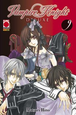 Vampire Knight Deluxe vol. 9