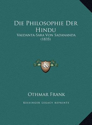 Die Philosophie Der Hindu