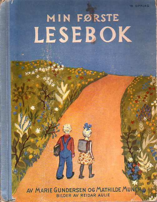 Min første lesebok